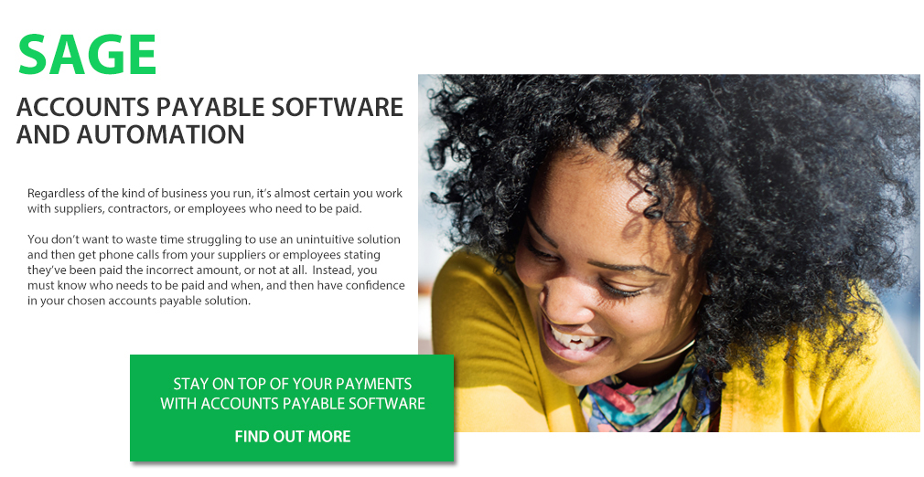 Find out more about Sage AP software
