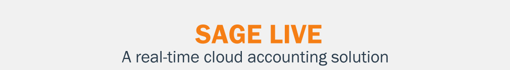 Sage Live - A real-time cloud accounting solution